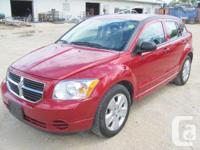Make Dodge Model Caliber Year 2009 Colour Red kms