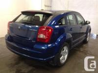 Make Dodge Model Caliber SXT Year 2009 Colour blue kms
