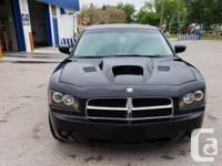 Price to Sell $6000, 2009 Black Dodge Charger SXT,