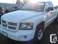 2009 Dodge Dakota SXT for sale. 6 cylinder, automatic