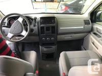 Make Dodge Model Grand Caravan Year 2009 Colour White