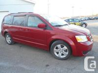 Make Dodge Model Caravan Year 2009 Colour Inferno Red