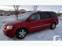This minivan offers smooth driving, a spacious