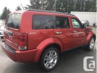 Make Dodge Model Nitro Year 2009 Colour Inferno Red