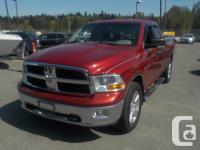 Make Dodge Model Ram 1500 Year 2009 Colour Red kms