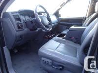 Make Dodge Model Ram 2500 Year 2009 Colour Grey kms