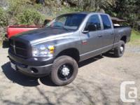 Make Dodge Model Ram 2500 Year 2009 Colour grey kms