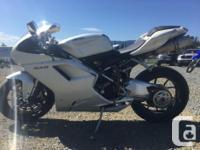 Make Ducati Year 2009 kms 14000 -849cc 90 degree V-Twin