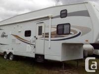 2009 Eagle Fifth Wheel: Beautiful camper for camp