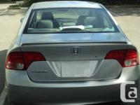2009 Honda civic 4 door manual transmission and in