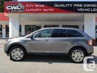 Make Ford Model Edge Year 2009 Colour Grey kms 118678