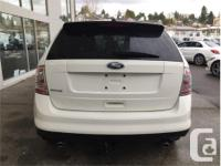 Make Ford Model Edge Year 2009 Colour White kms 102834