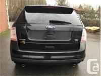 Make Ford Model Edge Year 2009 Colour Black kms 205520