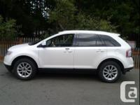 Make Ford Model Edge Year 2009 Colour White kms 124000