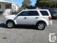 Make Ford Model Escape Year 2009 Colour White kms
