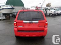Make Ford Model Escape Hybrid Year 2009 Colour Red kms
