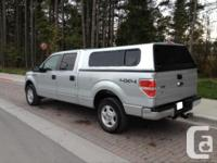 Make Ford Model F-150 SuperCrew Year 2009 Trans