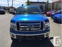 Make Ford Model F-150 Year 2009 Colour Blue kms 142275