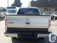 Make Ford Model F-150 Year 2009 Colour Gray kms 215648