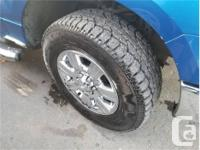 Make Ford Model F-150 Year 2009 Colour Blue kms 150424