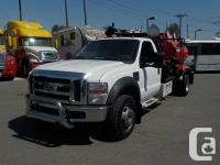 Make Ford Model F-550 Year 2009 Colour White kms
