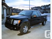 Selling my 2009 Ford F-150 FX4 Supercab. Family has