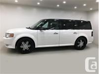 Make Ford Model Flex Year 2009 Colour White Platinum
