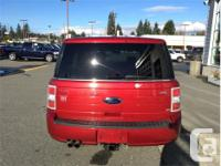 Make Ford Model Flex Year 2009 Colour Red kms 142557