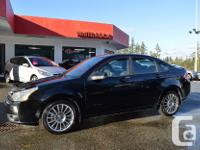 Make Ford Model Focus Year 2009 Colour Black kms