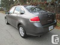 Make Ford Model Focus Year 2009 Colour grey kms 154000