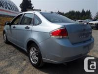 Make Ford Model Focus Year 2009 Colour Blue kms 110065
