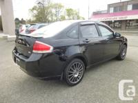 Make Ford Model Focus Year 2009 Colour Black kms 70250