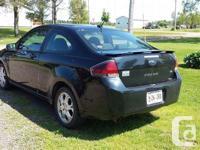 Make Ford Model Focus Colour Black Trans Automatic kms