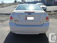 Make Ford Model Fusion Year 2009 Colour White kms