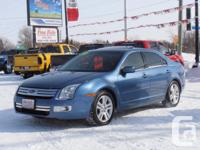 2009 Ford Fusion SEL AWD This beautiful Ford Fusion is