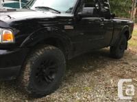 Make Ford Model Ranger Year 2009 Colour Black kms