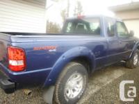 Make Ford Model Ranger Year 2009 Colour blue kms 57756