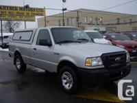 Khyber Motors ltd  2009 Ford Ranger XL  Specifications