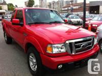 Make Ford Model Ranger Year 2009 Colour red kms 69855