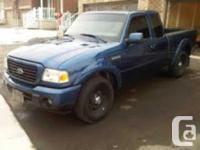 Baden, ON 2009 Ford Ranger Sport Pickup Truck $13,000