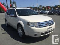 Make Ford Model Taurus X Year 2009 Colour White kms