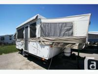 2009 FOREST RIVER ROCKWOOD 2516 Tent Trailer $11900.00