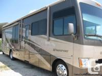 2009 Fourwinds Windsport 36ft Class-A motorhome, V10