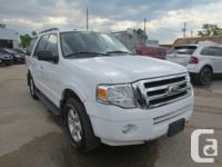 Make Ford Model Expedition Year 2009 Colour WHITE kms