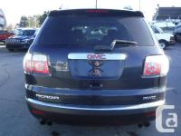 Make GMC Model Acadia Year 2009 Colour Blue kms 161818