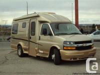 2009 Fantastic West Vans Titan 24ft Class-C Motorhomes.