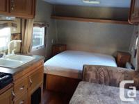 2009 Gulfstream Ameri-Lite 21 MB travel trailer. Super