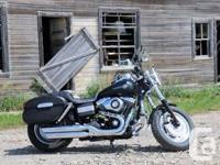 Make Harley Davidson Model Dyna 2009 fat bob Approx