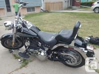 Make Harley Davidson kms 25275 NEW tires both front and