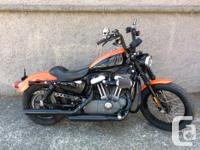 Make Harley Davidson Year 2009 kms 8766 Tuff City